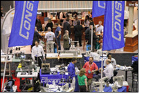 Industry leaders enjoy IFAI Expo