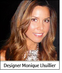 Designer Monique Lhuillier