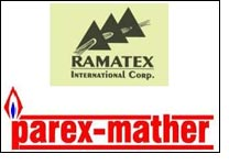 Large RAMATEX order for PAREX MATHER singeing machines