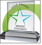 Milliken receives Sonoco Sustainability Star Award