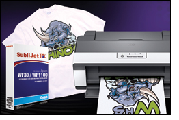 Sawgrass launches new sublimation ink system