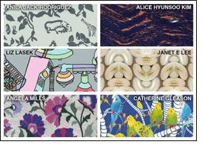 Textile Design Graduation Exhibition at PURC