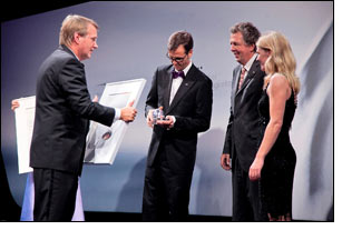 VAUDE places in TOP 3 for German Sustainability Award
