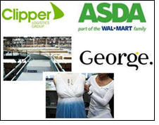 Clipper wins logistics contract for George Clothing biz