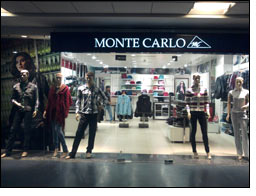150th store of Monte Carlo in India