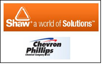 Shaw Group to design Chevron's Texas ethylene plant