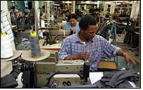 SA Minister welcomes Foschini clothing factory deal