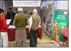 Silk Mark presents at Gorakhpur Special Handloom Fair-12