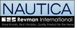 Revman to produce home textiles for Nautica