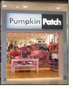 Pumpkin Patch signs deals in Mexico & Middle East