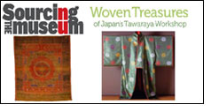 Innovative new works previewed at The Textile Museum