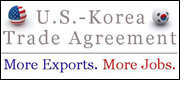 US-Korea trade agreement takes effect March 15
