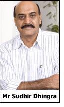 Mr Sudhir Dhingra