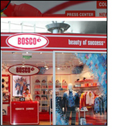 New BOSCO shop opened in Moscow