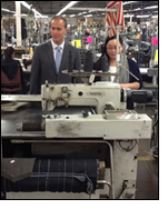 Los Angeles apparel firms to benefit from TPP, KORUS