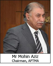 Mr Mohsin Aziz – Chairman, APTMA