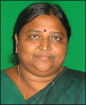 Ms Panabaaka Lakshmi