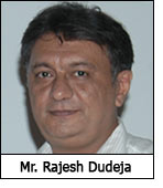 Mr. Rajesh Dudeja