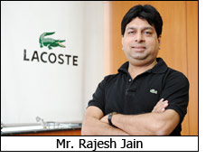 Mr. Rajesh Jain