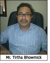 Mr. Tirtha Bhowmick