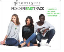 36Boutiques & Foschini launch fashionable designer tees