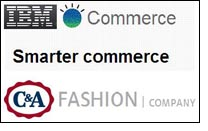 C&A to promote internet business with IBM Smarter Commerce