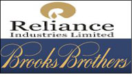 Brooks Brothers & Reliance Brands form JV in India