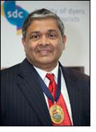 Dr Sanjiv Kamat new President of SDC