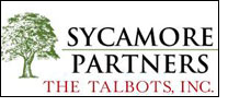 Talbots exclusive agreement with Sycamore expires