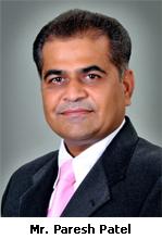 Mr. Paresh Patel