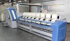 Intro of Toyota-Truetzschler TCO 12 combing machine