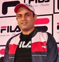 Sportswear brand Fila signs Sehwag as brand ambassador