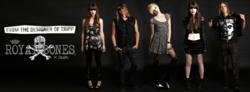 Hot Topic launches apparel line - Royal Bones by Daang