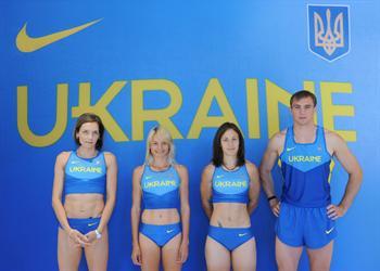 8b7b32034c7c Ukraine   Nike unveils Ukrainian track   field athletes uniforms ...