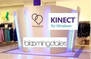 Bodymetrics' Body-Sizing Pod unveiled at Bloomingdale's