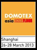 DOMOTEX asia/CHINAFLOOR 2013 to focus on innovations