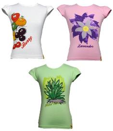 Indian kidswear player offers fragrance tees