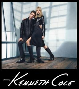 Leven Rambin launches Kenneth Cole Fall-Winter ad campaign