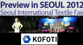 'Preview in Seoul 2012' expo to promote Korean textiles
