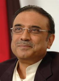 Mr. Asif Ali Zardari