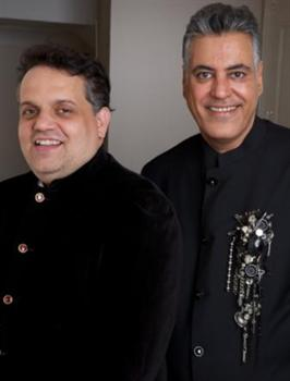 Abu Jani and Sandeep Khosla to launch book in London