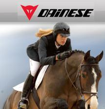 Dainese new 2012-13 Equestrian Collection