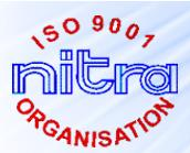 NITRA offers 4 year B. Tech program in textile technology