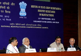 Need to set up land banks for manufacturing zones in India