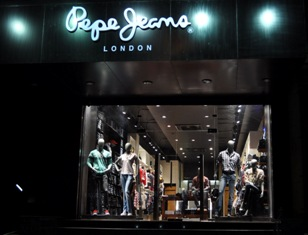 Pepe Jeans enthralls Mumbai with flagship store