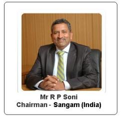 Sangam (India) net profit up 43% in Q1 FY'13