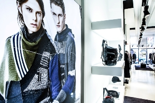 Japanese fashion designer Y-3 opens first store in Austria