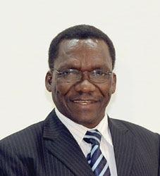 Mr. Mizengo Pinda