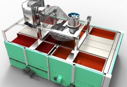 Carvalho installs its first Thies iMaster F dyeing machine