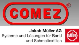 Jakob Müller AG and COMEZ merge their activities